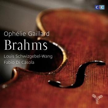 Cover Brahms: Cello Sonatas Nos. 1 & 2 & Clarinet Trio