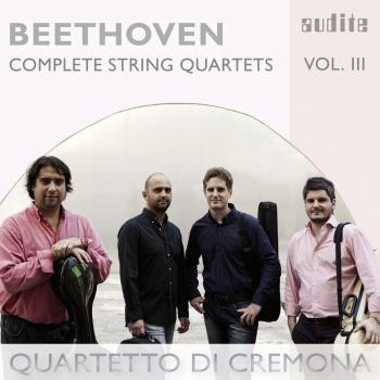 Cover Beethoven: Complete String Quartets, Vol. 3
