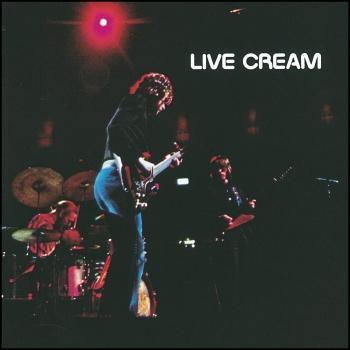 Cover Live Cream Volume 1