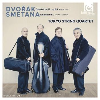 Cover Dvoøák: Quartet No.12 / Smetana: Quartet No.1
