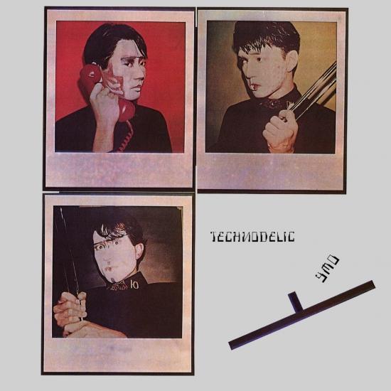 Cover Technodelic (Remastered)