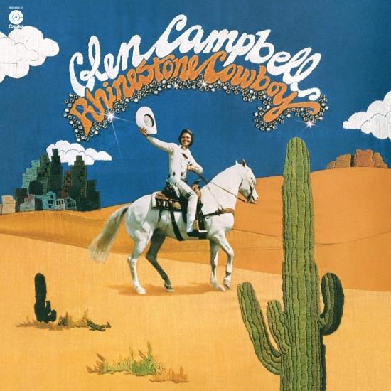 Cover Rhinestone Cowboy (Remastered)