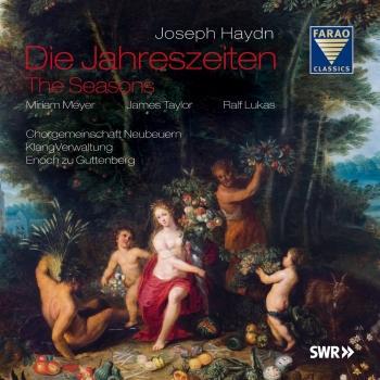 Cover Haydn: Die Jahreszeiten