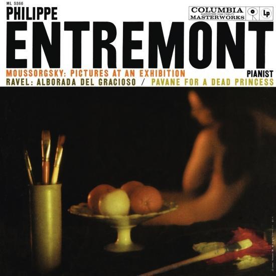 Cover Mussorgsky: Pictures at an Exhibiton - Ravel: Alborada del gracioso & Pavane pour une infante défunte (Remastered)
