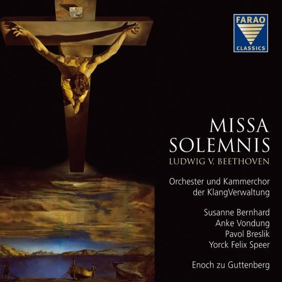 Cover Beethoven: Missa Solemnis