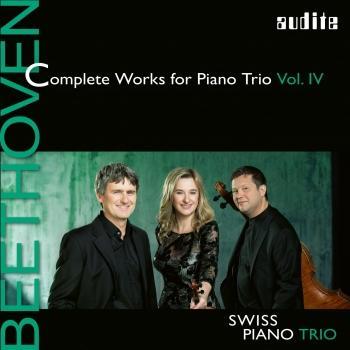 Cover Beethoven: Complete Works for Piano Trio, Vol. 4 ('Gassenhauer' Piano Trio & 'Grand Trio')