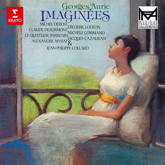Cover Auric: Imaginées (Remastered)