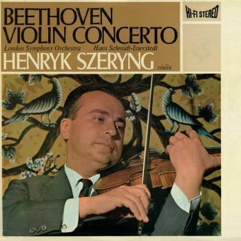 Cover Beethoven: Violin Concerto; Romance No. 2