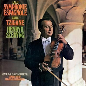 Cover Lalo: Symphonie espagnole / Ravel: Tzigane