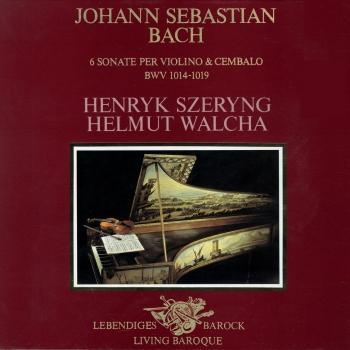 Cover Bach, J.S.: Violin Sonatas Nos. 1- 6