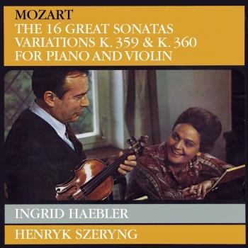 Cover Mozart: Violin Sonatas (Remastered)