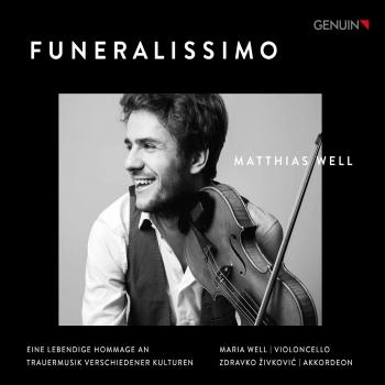 Cover Funeralissimo