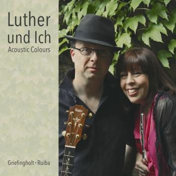 Cover Luther und Ich