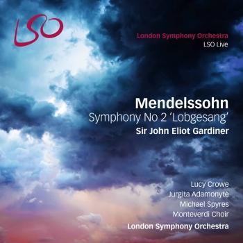 Cover Mendelssohn: Symphony No. 2