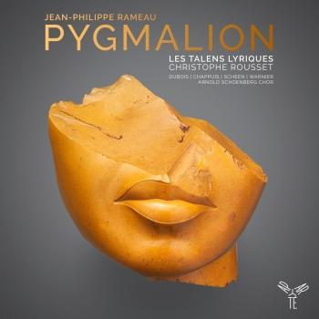 Cover Rameau: Pygmalion & Les Fêtes de Polymnie