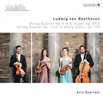 Cover Beethoven: String Quartets Nos. 9 & 14
