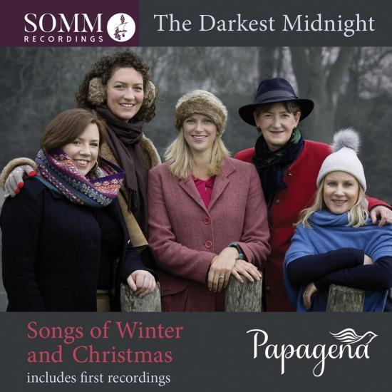 Cover The Darkest Midnight