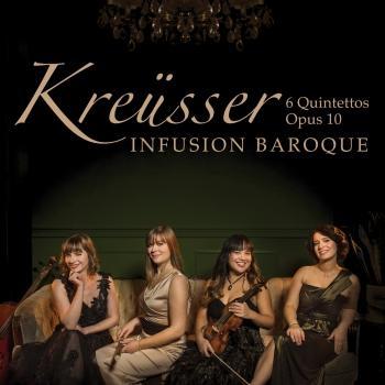 Cover Kreüsser: 6 Flute Quintettos, Op. 10