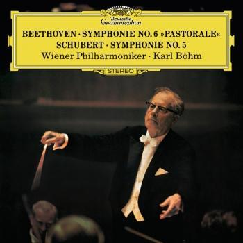 Cover Beethoven: Symphony No.6 'Pastoral' / Schubert: Symphony No.5