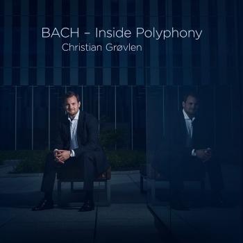 Cover BACH - Inside Polyphony