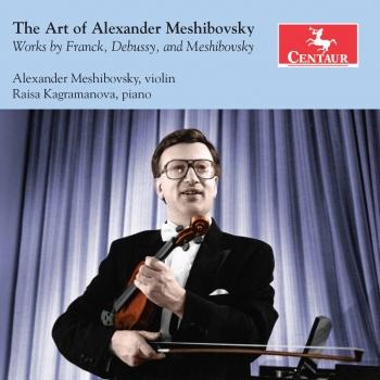 Cover The Art of Alexander Meshibovsky (Remastered)