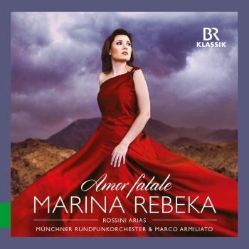 Cover Amor fatale: Rossini Arias