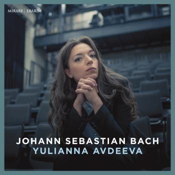 Cover Johann Sebastian Bach