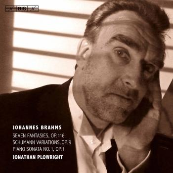 Cover Brahms: Piano Works