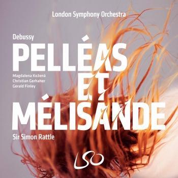 Cover Debussy: Pelléas et Mélisande