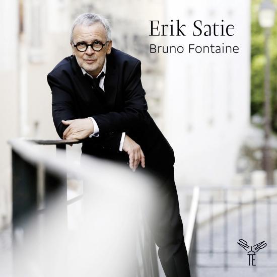 Cover Erik Satie