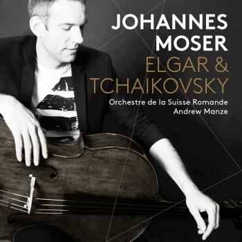 Cover Elgar & Tchaikovsky: Cello Works