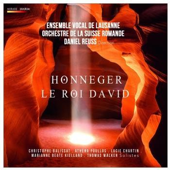 Cover Honegger: Le Roi David