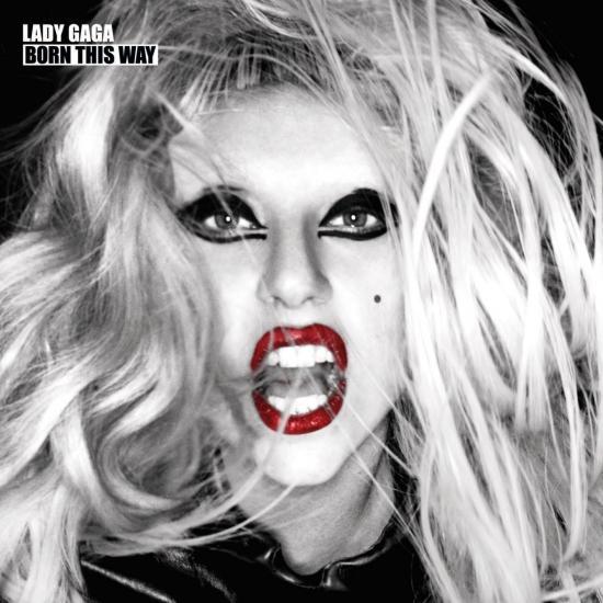 Cover Born This Way (Bonus Track Version)