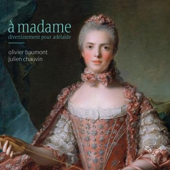 Cover à madame: divertissement pour adelaïde