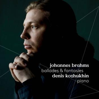 Cover Brahms: Ballades & Fantasies