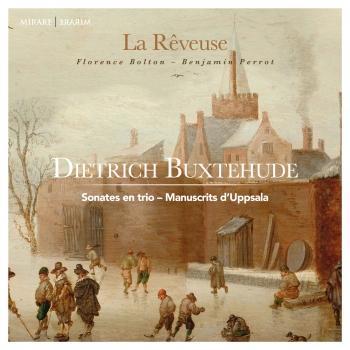 Cover Dietrich Buxtehude: Sonates en trio – Manuscrits d'Uppsala