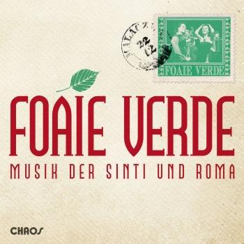 Cover Musik der Sinti und Roma
