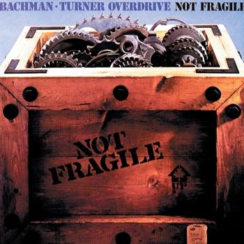 Cover Not Fragile (Remastered)
