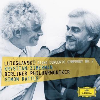 Cover Lutoslawski: Piano Concerto; Symphony No.2