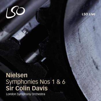 Cover Nielsen: Symphonies Nos. 1 & 6