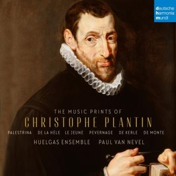 Cover The Music Prints of Christophe Plantin