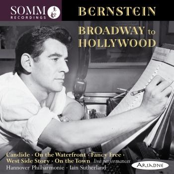 Cover Bernstein: Broadway to Hollywood (Live)