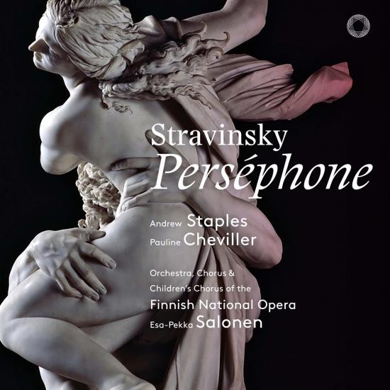 Cover Stravinsky: Perséphone (Live)
