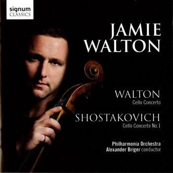 Cover Walton: Cello Concerto - Shostakovich: Cello Concerto No. 1