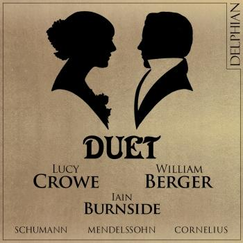 Cover Duet (Schumann, Cornelius, Mendelssohn)