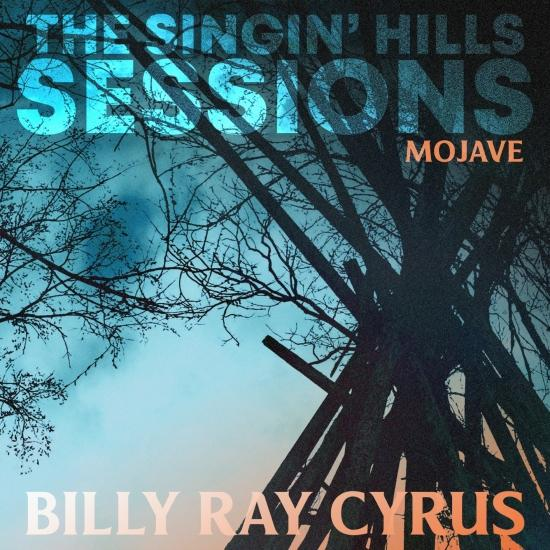 Cover The Singin' Hills Sessions - Mojave