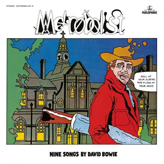 Cover Metrobolist (aka The Man Who Sold The World) (2020 Mix)