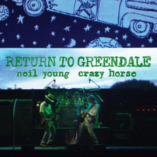 Cover Return To Greendale (Live)