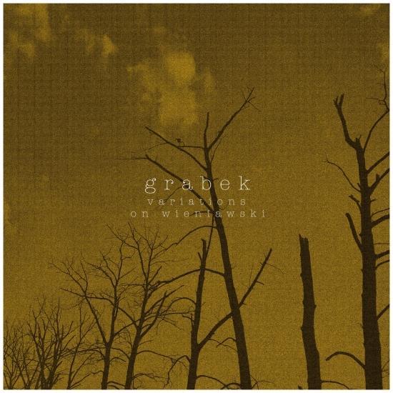 Cover Grabek: variations on wieniawski