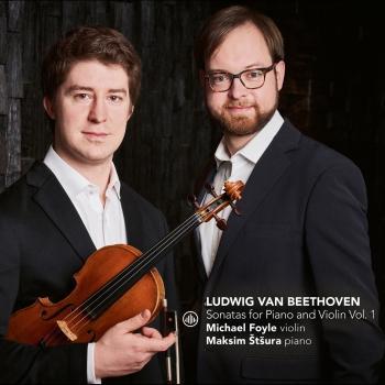 Cover Beethoven: Sonatas for Piano and Violin Vol. 1